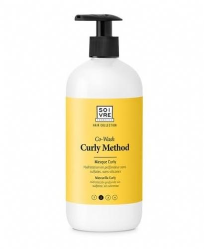 Soivre mascarilla co-wash curly method (1 envase 500 ml)