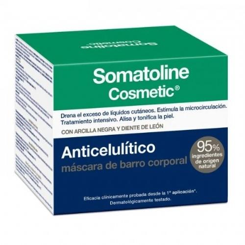 Somatoline cosmetic anticelulitico arcilla corporal (1 tarro 500 g)