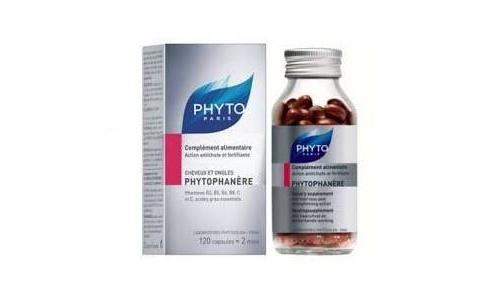 Phytophanere cabellos y uñas - phyto (120 capsulas)