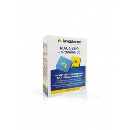 Arkopharma magnesio (73,5 mg 30 capsulas)