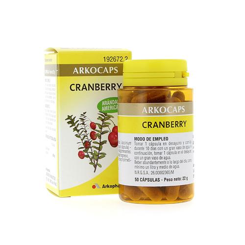 Arkopharma arandano rojo bio (45 capsulas)