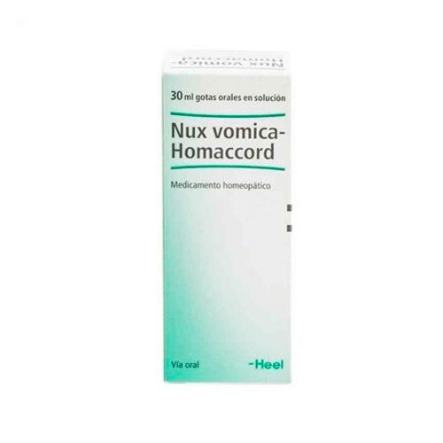 Heel nux vomica homa gts 30 ml