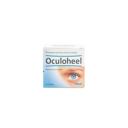 Oculoheel heel 15 monod coliri