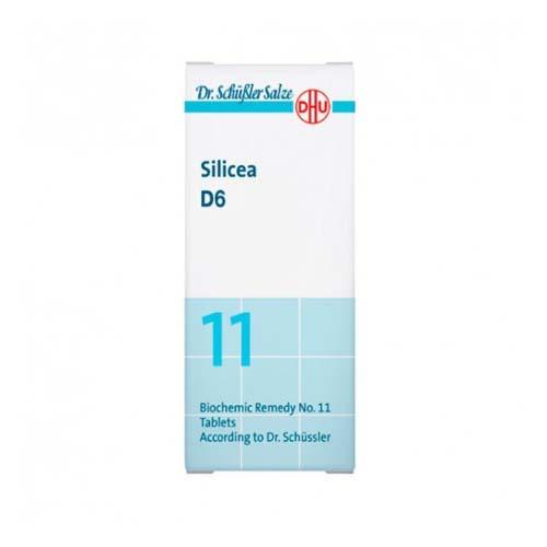 Dhu sales schu 11 silicea d6 80 comp