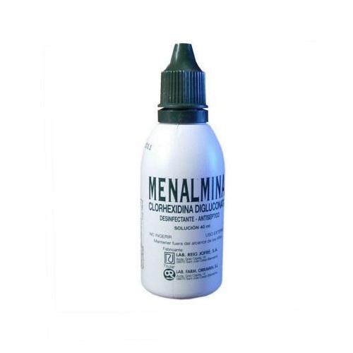 MENALMINA , 1 frasco de 40 ml