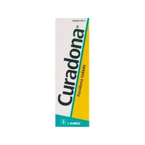 CURADONA 100 mg/ml SOLUCION CUTANEA, 1 frasco de 30 ml