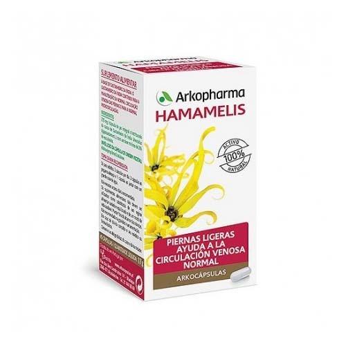 Hamamelis arkopharma (45 capsulas)